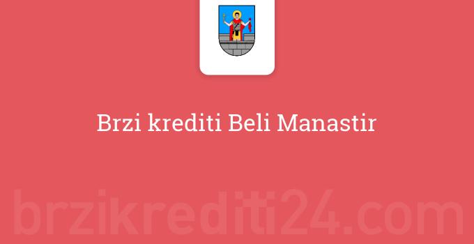 Brzi krediti Beli Manastir