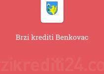 Brzi krediti Benkovac
