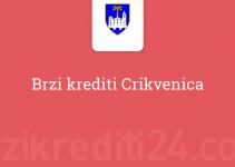Brzi krediti Crikvenica