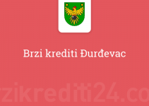 Brzi krediti Đurđevac