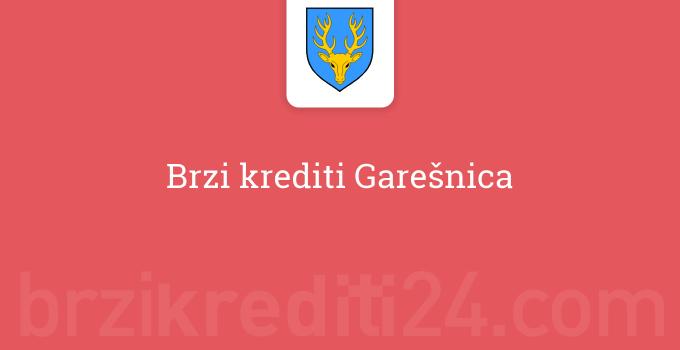 Brzi krediti Garešnica