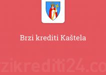 Brzi krediti Kaštela