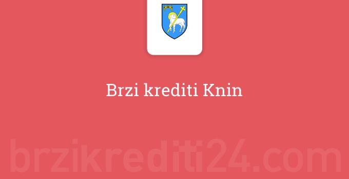 Brzi krediti Knin