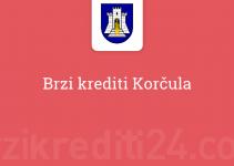 Brzi krediti Korčula