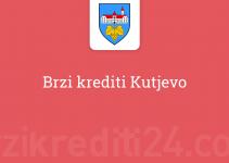 Brzi krediti Kutjevo