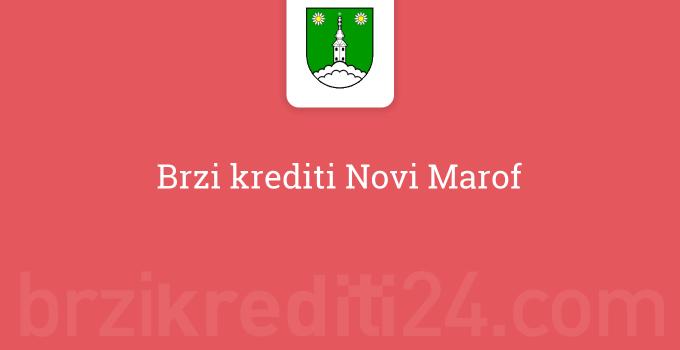 Brzi krediti Novi Marof