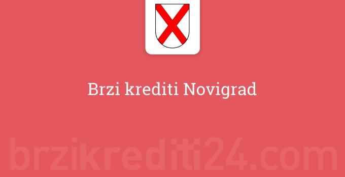 Brzi krediti Novigrad