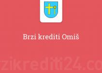 Brzi krediti Omiš