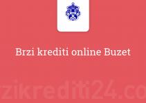Brzi krediti online Buzet