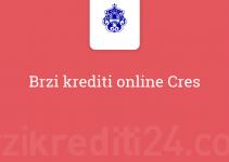 Brzi krediti online Cres