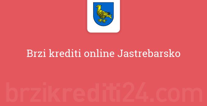 Brzi krediti online Jastrebarsko