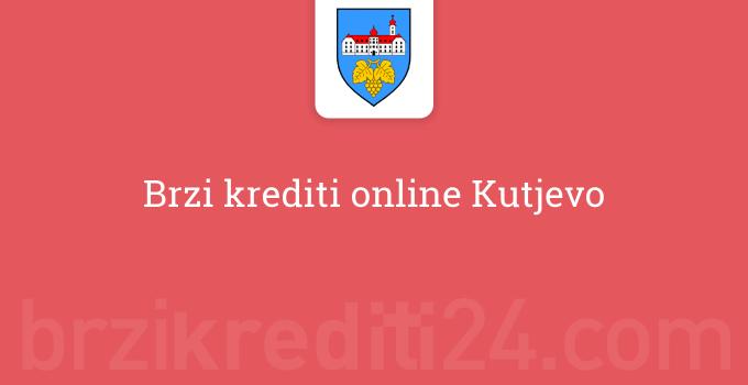 Brzi krediti online Kutjevo