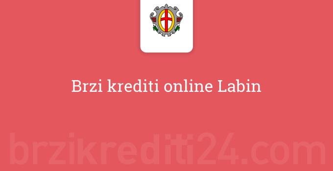 Brzi krediti online Labin