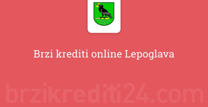 Brzi krediti online Lepoglava