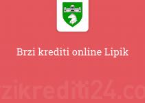 Brzi krediti online Lipik