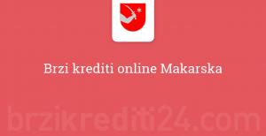 Brzi krediti online Makarska