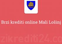 Brzi krediti online Mali Lošinj