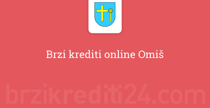 Brzi krediti online Omiš