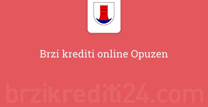 Brzi krediti online Opuzen