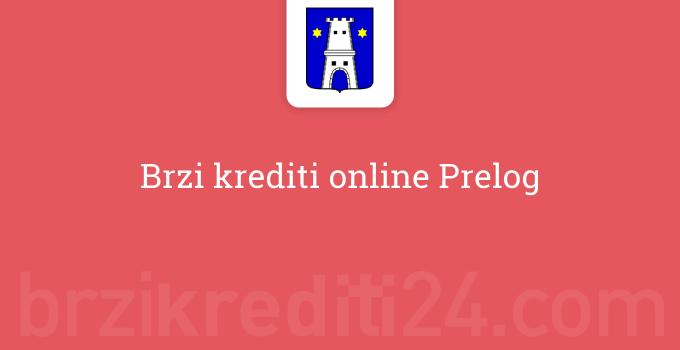 Brzi krediti online Prelog