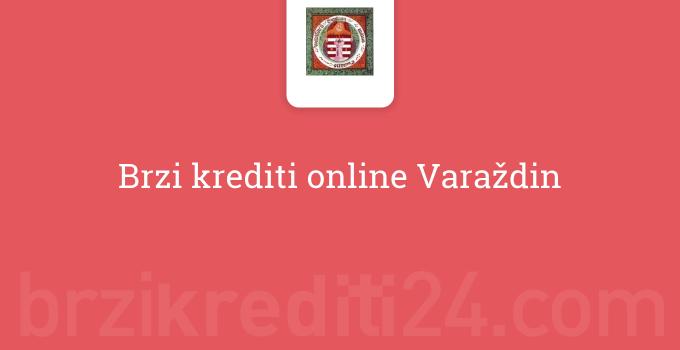 Brzi krediti online Varaždin
