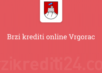 Brzi krediti online Vrgorac