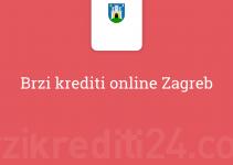 Brzi krediti online Zagreb