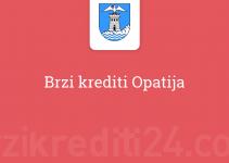 Brzi krediti Opatija