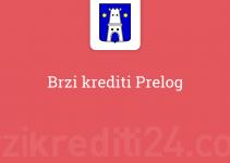 Brzi krediti Prelog