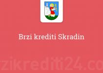 Brzi krediti Skradin