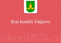 Brzi krediti Valpovo