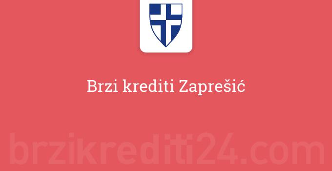 Brzi krediti Zaprešić