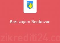 Brzi zajam Benkovac