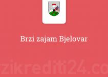 Brzi zajam Bjelovar