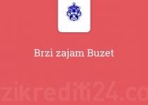 Brzi zajam Buzet