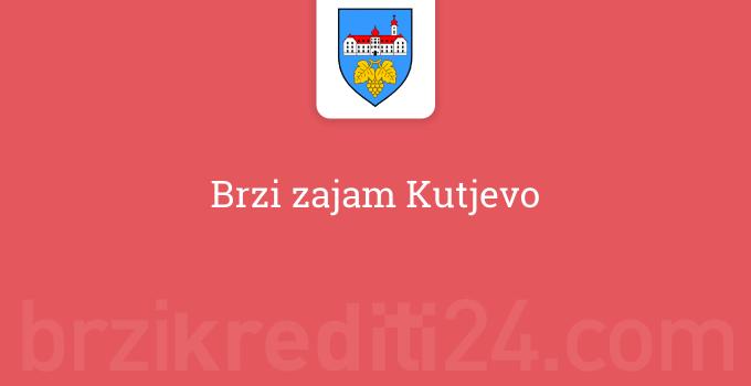 Brzi zajam Kutjevo