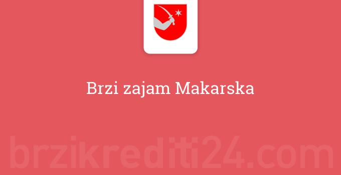 Brzi zajam Makarska