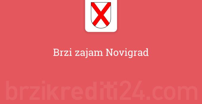 Brzi zajam Novigrad
