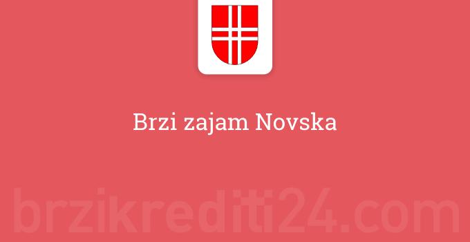 Brzi zajam Novska