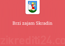 Brzi zajam Skradin