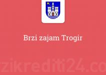 Brzi zajam Trogir