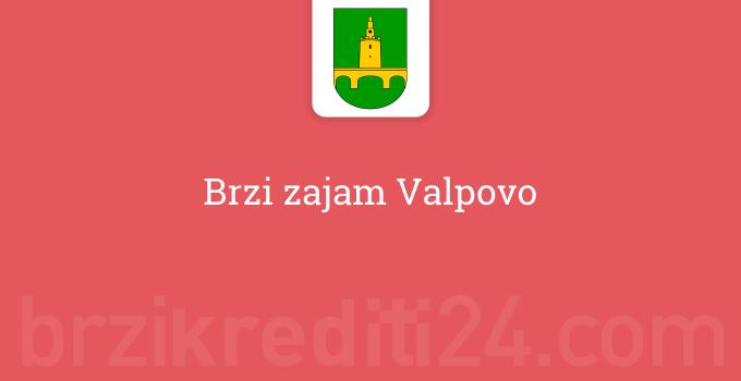 Brzi zajam Valpovo