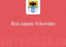 Brzi zajam Vrbovsko