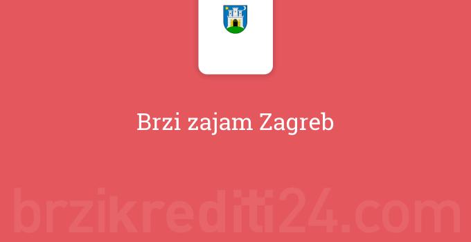 Brzi zajam Zagreb