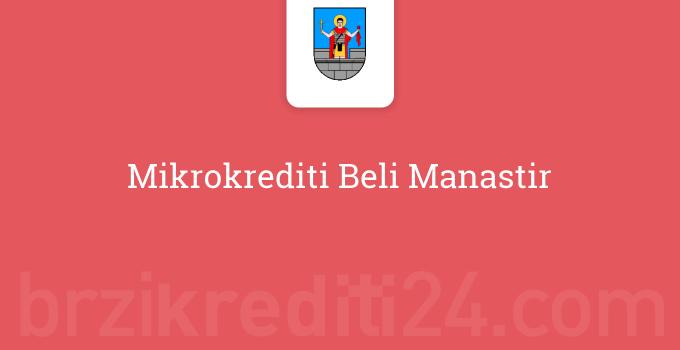 Mikrokrediti Beli Manastir