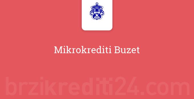Mikrokrediti Buzet