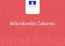 Mikrokrediti Čakovec