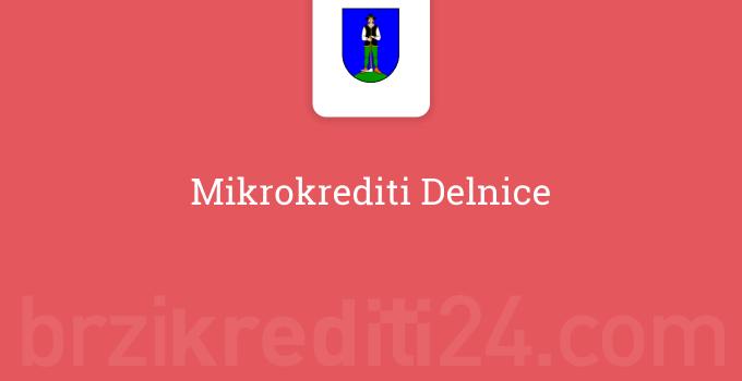 Mikrokrediti Delnice