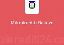 Mikrokrediti Đakovo