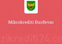 Mikrokrediti Đurđevac